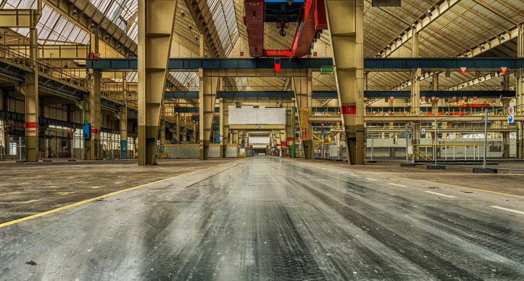 Umbau & Erweiterung Produktionsstätte in Ahrweiler